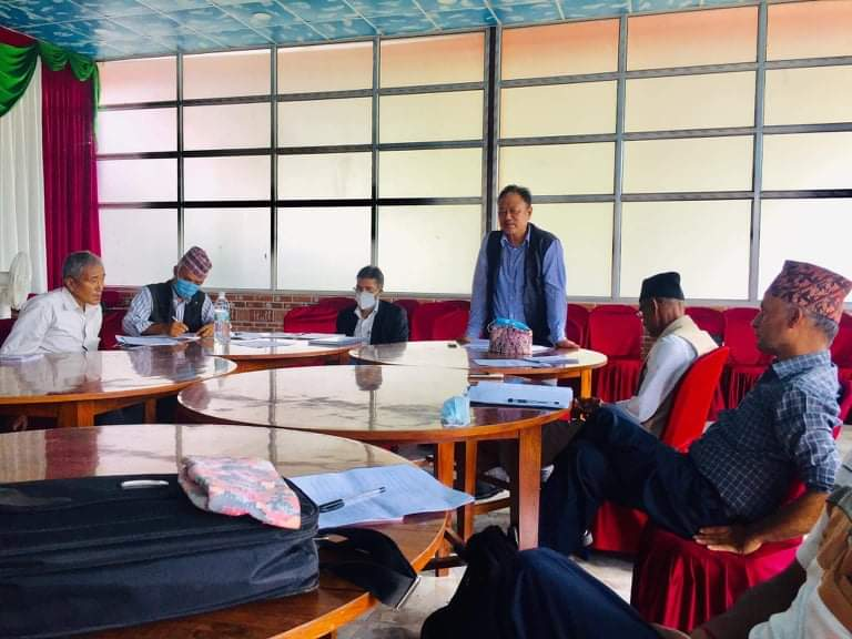 प्रदेश र जिल्लामा संगठन र संघर्षका खाका कोर्दै क्रान्तिकारी माओवादी