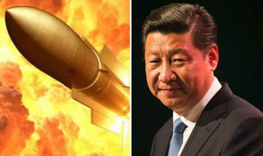 चीनद्वारा हाइपरसोनिक मिसाइल परीक्षण
